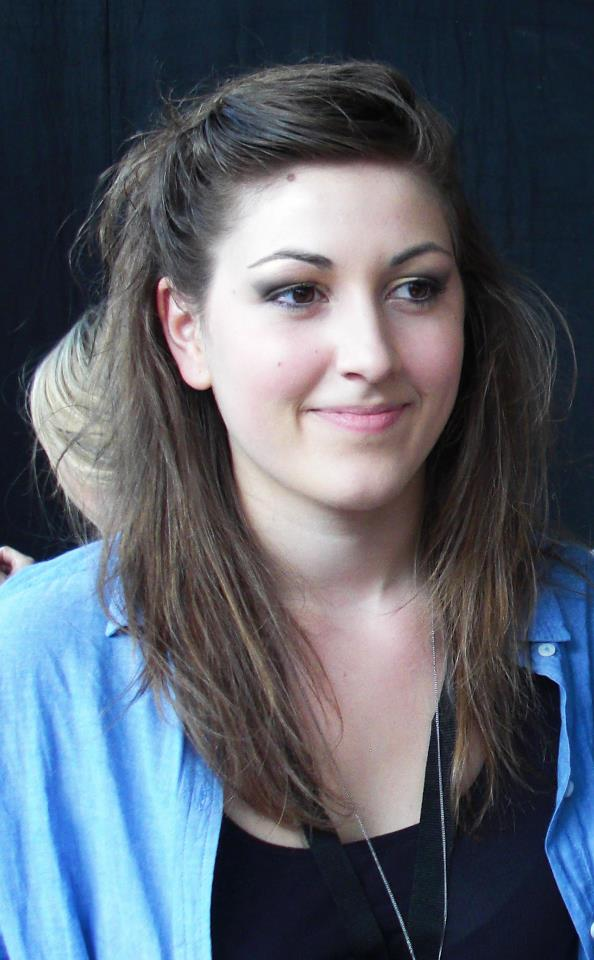 La créatrice Emmanuelle Savin